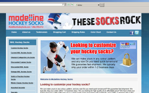 Modelline Hockey Socks